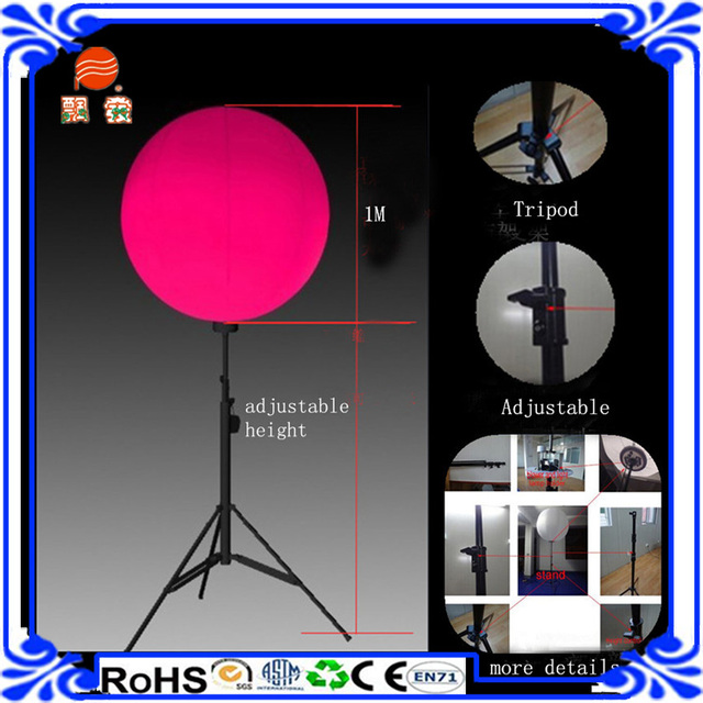 UK best selling advertisement air inflatable stand balloon factory wholesale