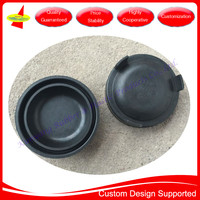Custom Molded EPDM Rubber Protection End Cap