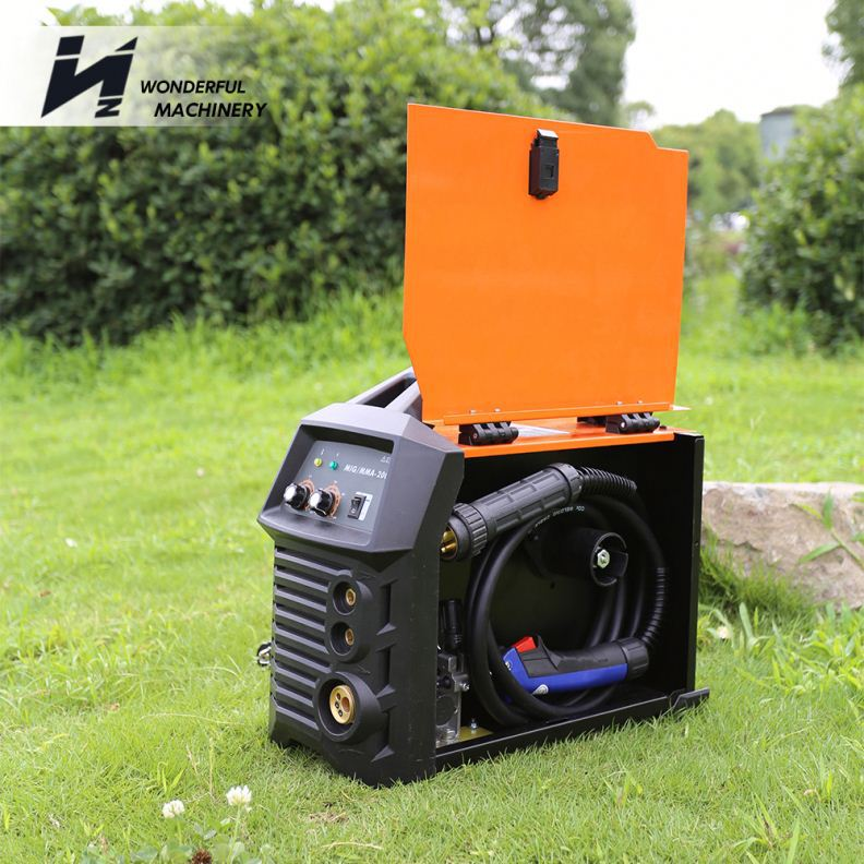 Factory best new design gasless mig welding machine