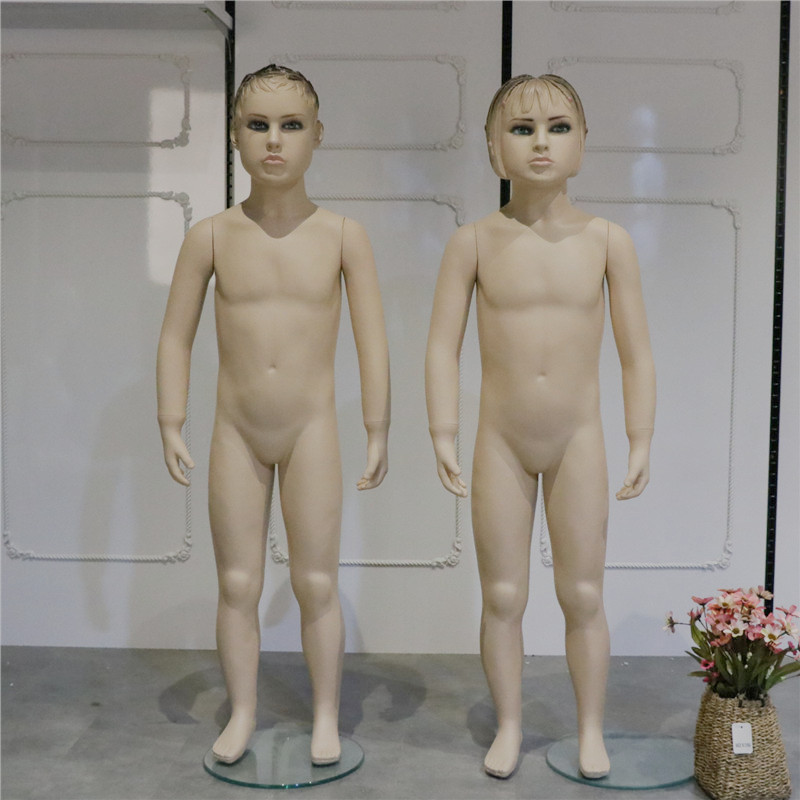 Best Sale Stand Baby Child Mannequin Fiberglass Mannequins With Make Up