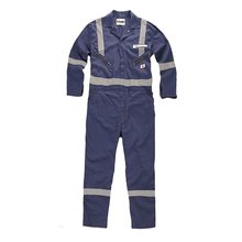 Flame Resistant Fireman Coverall