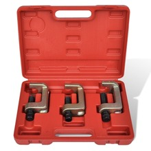 3 Piece Ball Joint Removal Tool and Ball Joint Separator Kit
