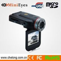 China manufacturer 2inch super wide-angle IR lights night vision and g-sensor gs8000