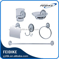 Feidike 3500 glass and metal Bathroom accessories