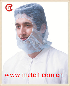 Disposable PP astronaut cap with\out face mask