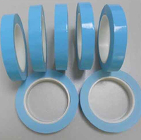 Silicone thermal waterproof double-sided adhesive tape