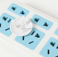 Can be printed logo baby anti-shock safe power socket protection cover child protection plug protection cover