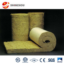 Acoustic wall insulation felt with metal mesh basalt wool insulation