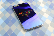 Beautiful color color changing phone case for wholesales