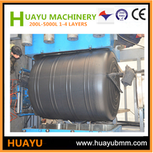 5000l blow moulding machine, thermoforming machine,super-large capacity water tank making machine