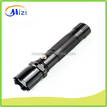 LED rechargeable torch tactical flashlight 3000 lumens