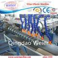 Soft PVC spiral Reinforced Pipe PVC Spiral Strengthened Hose Extrusion machine