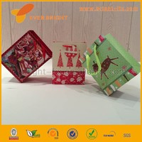 2014 China Supplier gift packaging box/birthday gift box/pvc gift box