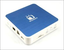 Android 2.3 HDMI Media Player internet tv box(blue)