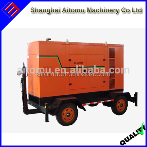 Hot Selling 12kva portable silent type generator with great price