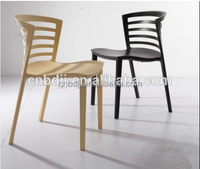 Good quality Morden design replica PP cheap plastic chair