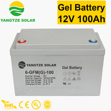 12v 100ah globe power battery rechargeable