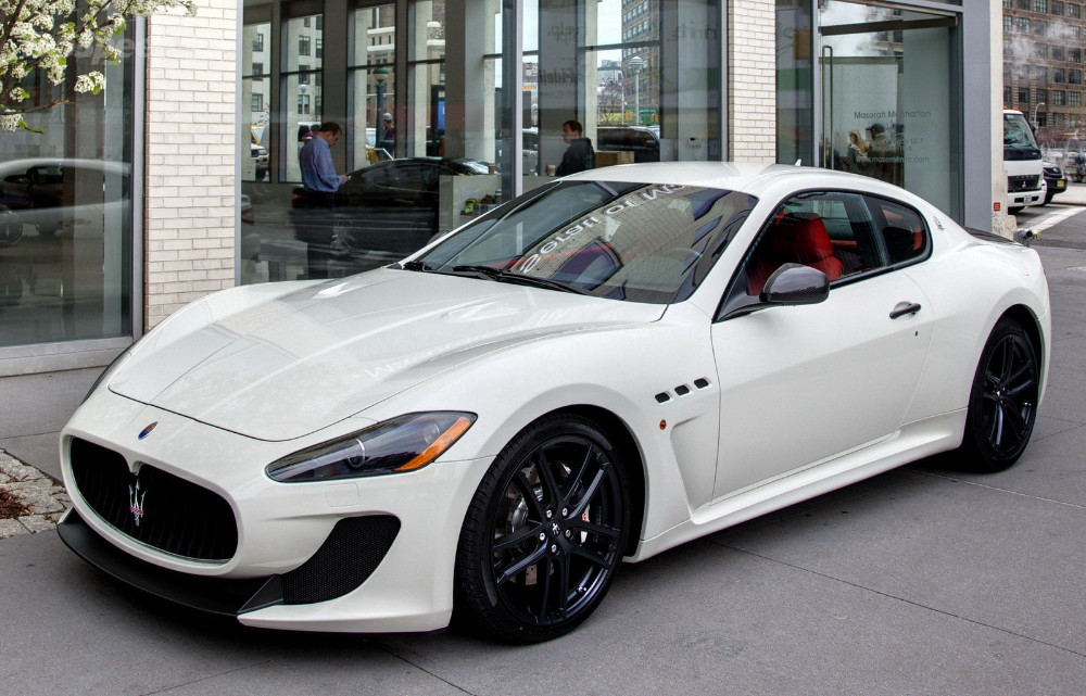 Professional tuning Grant MC Style body kit full set FRP&CARBON material for Maserat turismo 2013year~