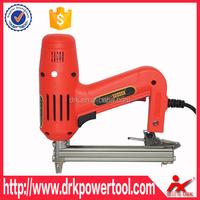 construction tools electric stapler nailer gun hand guns for low prices