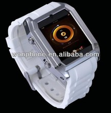 TW206 With Single SIM Bluetooth 1.3MP Camera 1.5 inch Quad Band watch Cell phone HVGA Touch Screen Watch Phone