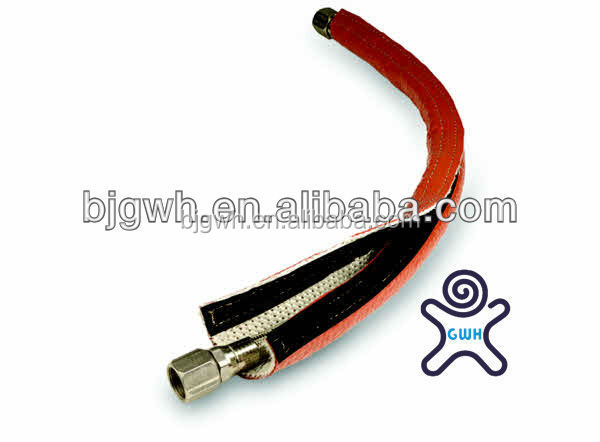 VCO fiber glass coated with silicone ID90