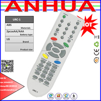 TV Remote control for India market LG 90D UNI UNIVERSAL LCD LED TV