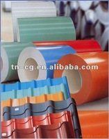 PPGI Color Coated Galvanized Corrugated Metal Steel Roofing Sheet