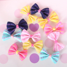 Small Mixed Package Handmade Pet Dogs Accessories Dog Headdress Hair Bows Grooming Bows Free