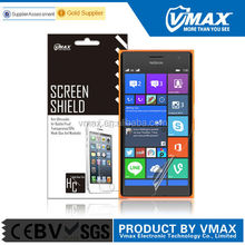 Newest 3h hardness anti-fingerprint screen protector for Nokia Lumia 435