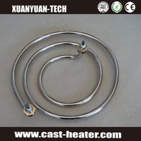 2000W Stainless Steel Electric Water Heating Element Tubular Heater