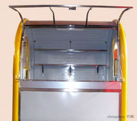 mobile mobile food cart kiosk van trailer for sale kiosk van trailer for sale