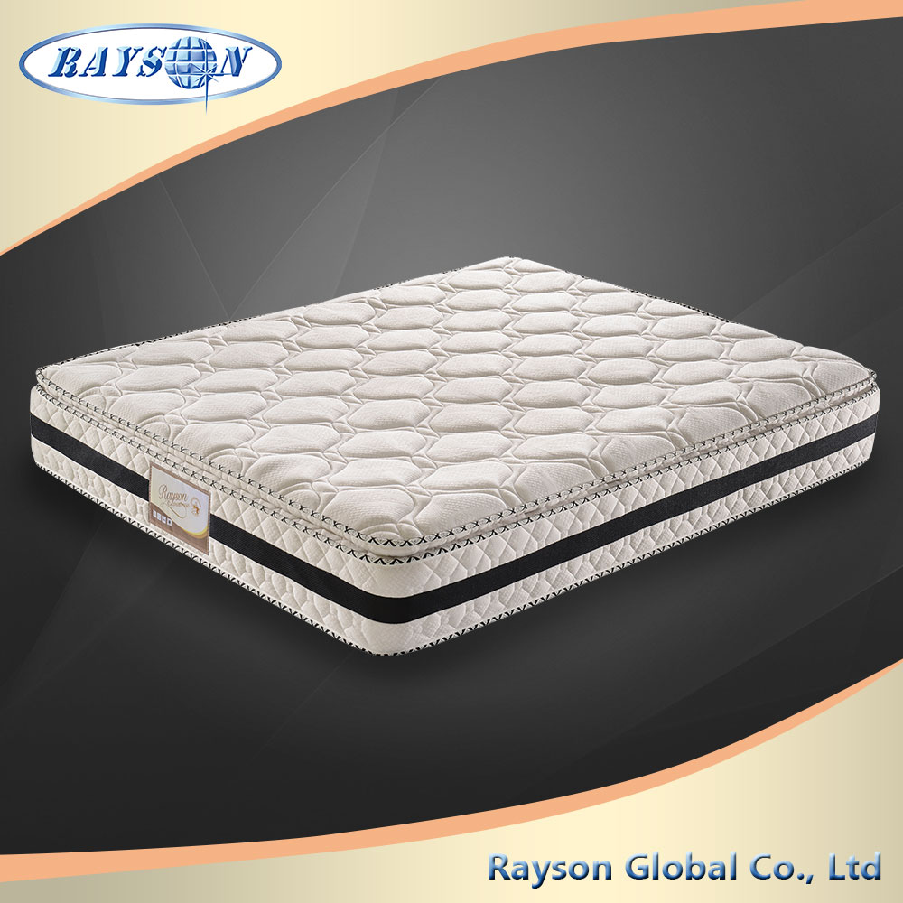 Eastern Royal King Compressed Foam Bed Pocket Spring Mattress