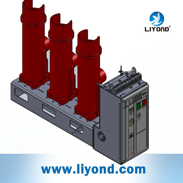 New Type VSG200-12KV/24KV Indoor Side Mounted Vacuum Circuit Breaker