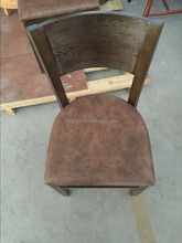 Country old style wooden dining chair(FOH-HRC1)