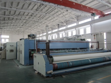 Geotextile Processing