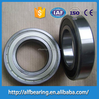 steel seal Chrome steel Deep Groove Ball Bearing 6016ZZ for three wheel bicycle bearing