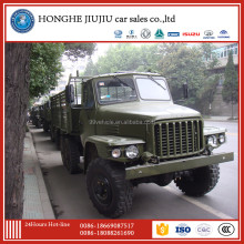 dongfeng 6x6 tip head military off road truck