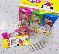 Milk Flavor Dry Eat Milk Powder Straw Candy/Milk Powder Stick