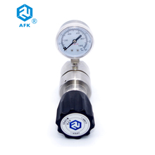 RW71 Stainless Steel Back Pressure Valve for Petrochemical Industry and Laboratory