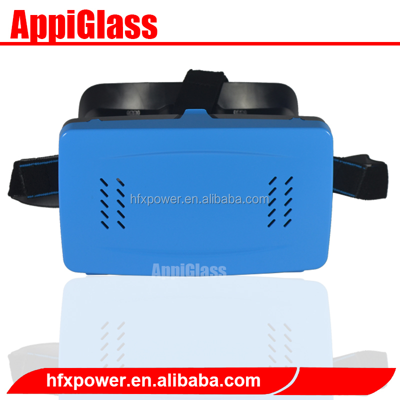 Excellent Definition wholesale Price Virtual Magnet 3D Glasses For Smart phone