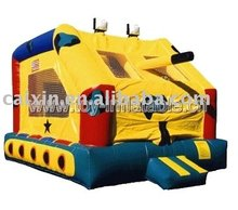 Inflatable jump house Commercial Outdoor Car Inflatable Bounce House Toys Jumper