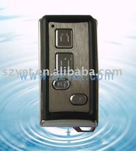 waterproof universal programmable gate remote control YET040