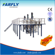 FARFLY FCT 3000 complete coating production plant