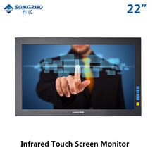 New brand 22'' touch screen Led Desktop Pc Monitors computer monitor 22 inch