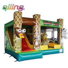 New design cheap Kids Jumping Castle inflatable bounce castle, inflatable bouncer for sale