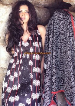 Deepak Perwani Premium Lawn Collection 2012