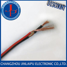 JINLAIPU Transparent Speaker Wire for Audio Device of China National Standard