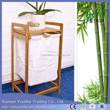 Wood laundry basket novelty laundry basket bamboo Laundry Basket