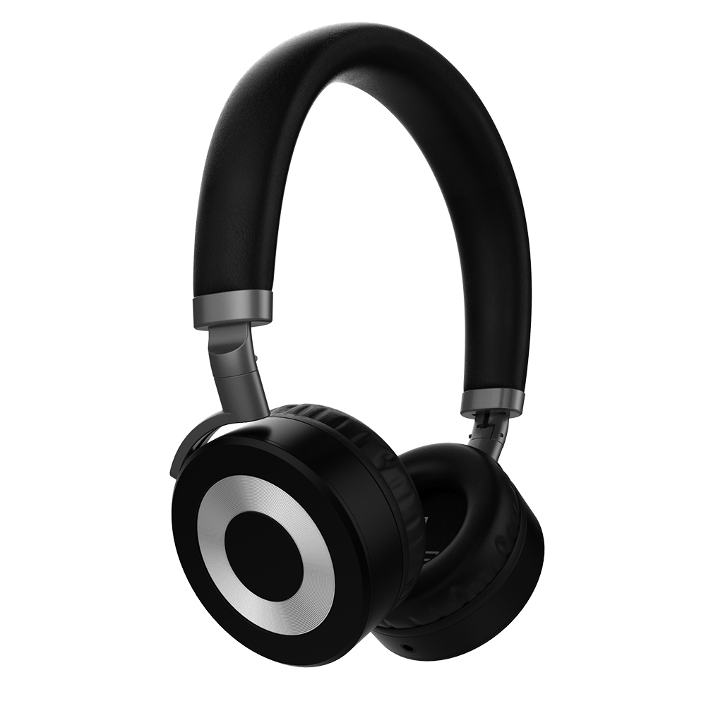 2017 Bluetooth 4.2 Headphone Headband Earphone Hands Free Bluetooth Music Headset With Built In Mic