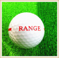 wholesale colored custmized exercise golf ball